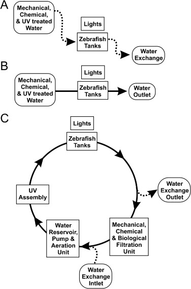 Open Design Recirculating Systems For Zebrafish Culture