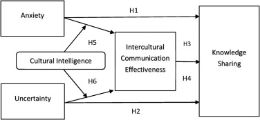 Intercultural communication effectiveness, cultural