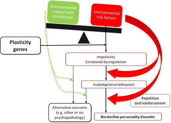 Genetics of borderline personality disorder: Systematic