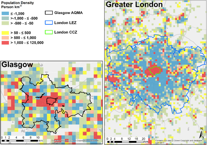 The influence of residential and workday population mobility