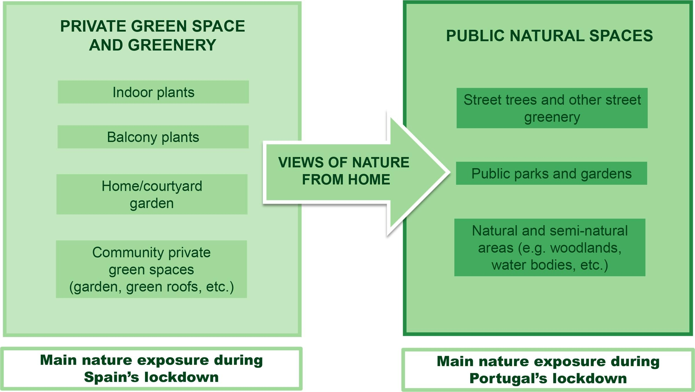 Exposure to Nature During Covid-19 Lockdown Was Beneficial for Mental Health
