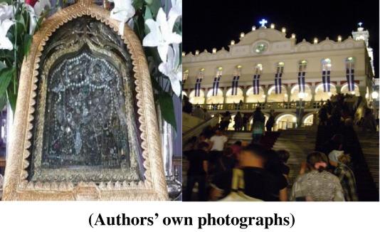 Religiousness As Tourist Performances A Case Study Of Greek