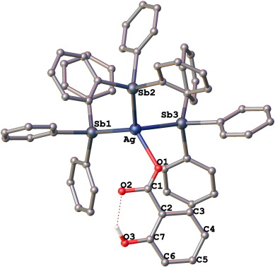 Novel Mixed Metal Agi Sbiii Metallotherapeutics Of The Nsaids