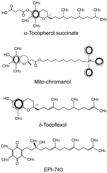 Vitamin E therapy beyond cancer: Tocopherol versus tocotrienol ...