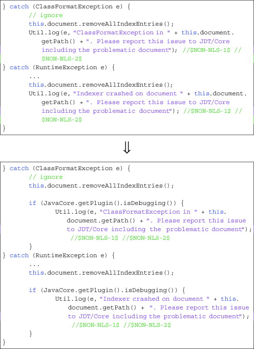 An exploratory study on exception handling bugs in Java