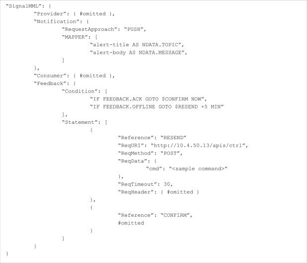 Signal: An open-source cross-platform universal messaging