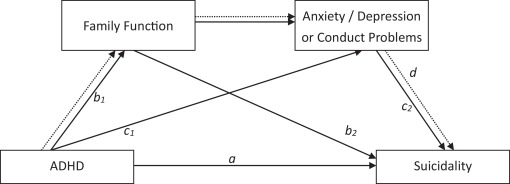 The Globalization Of Attention Deficit >> Attention Deficit Hyperactivity Disorder And Suicidality The