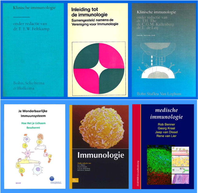 50 years of Dutch immunology – Founders, institutions