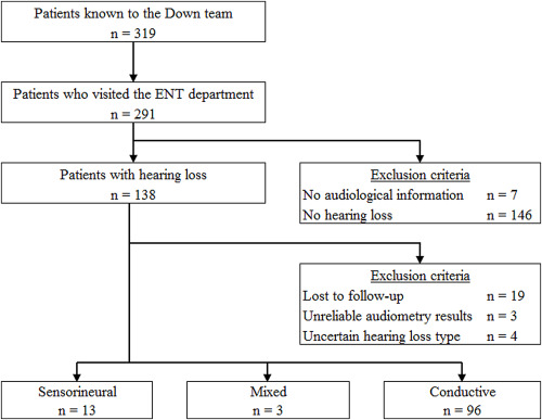 Prevalence and etiology of sensorineural hearing loss in