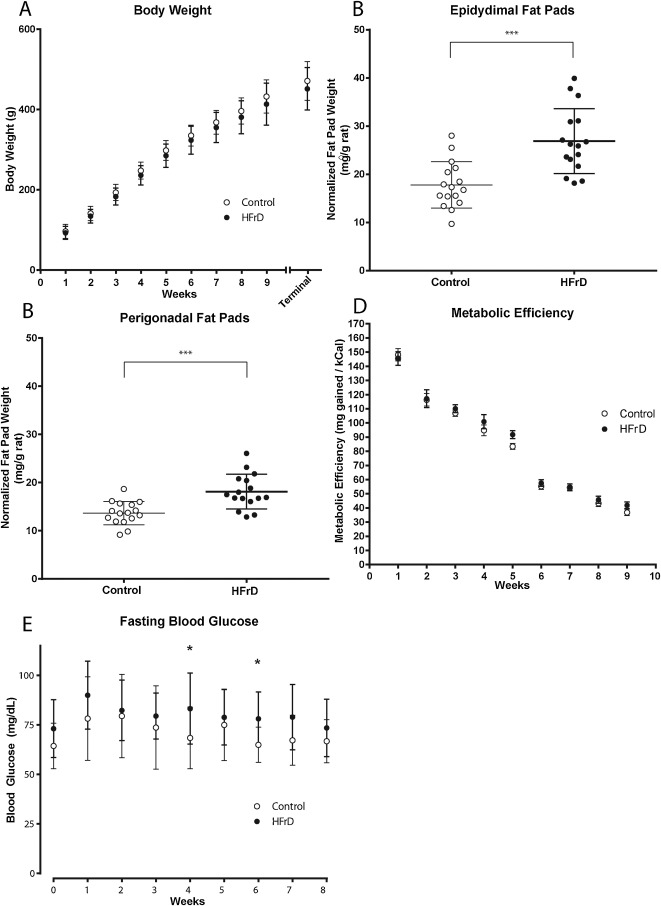 High Fructose Diet In Adolescence May >> High Fructose Diet Initiated During Adolescence Does Not Affect