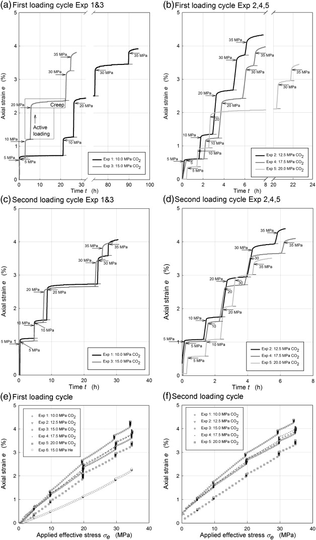 Applied stress reduces the CO2 sorption capacity of coal - ScienceDirect