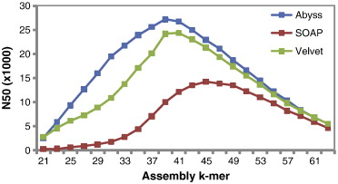 A biologist's guide to de novo genome assembly using next