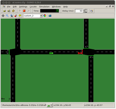Enabling bidirectional traffic mobility for ITS simulation in smart