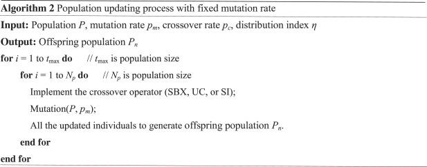 An improved NSGA-III algorithm with adaptive mutation
