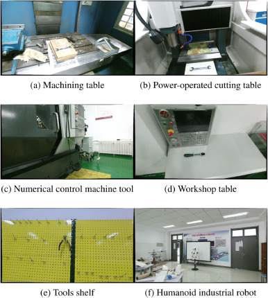 A benchmark image dataset for industrial tools - ScienceDirect