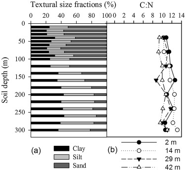 6a759a5e5 Effects of farmland shelterbelts on accumulation of soil nitrate in ...