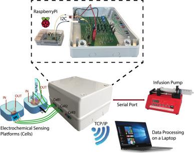 Raspberry-Pi based system for propofol monitoring