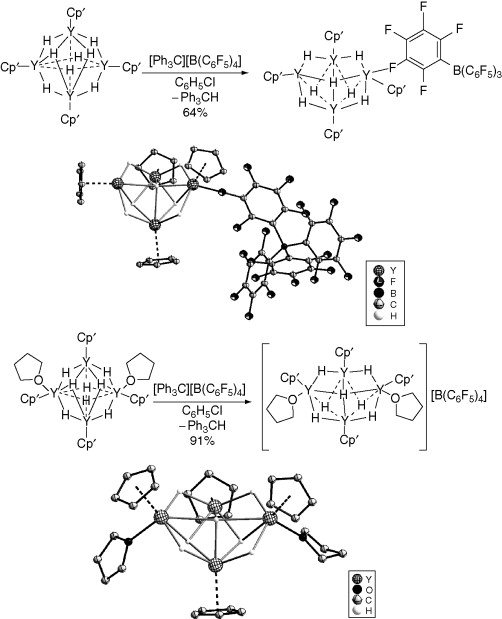 Chapter 245 Cluster Compounds Of Rare Earth Elements
