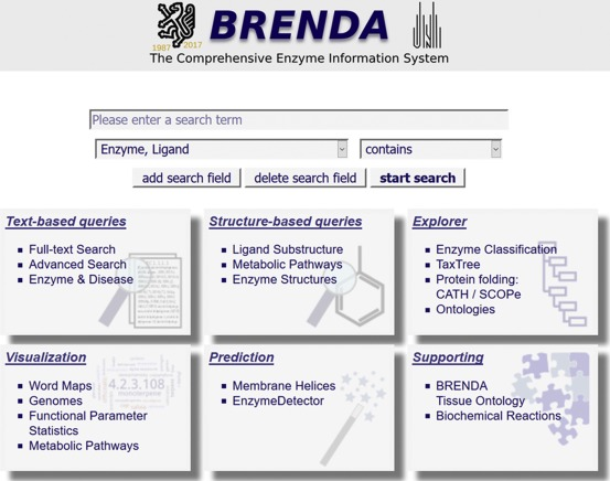 The BRENDA enzyme information system–From a database to an