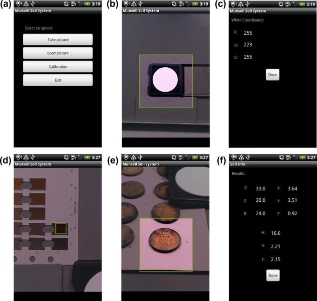 Using the mobile phone as Munsell soil-colour sensor  An experiment ... 6950825e4b8