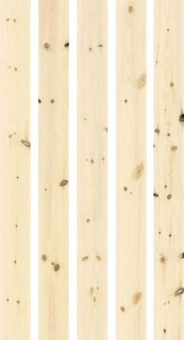 Recognition of boards using wood fingerprints based on a fusion of