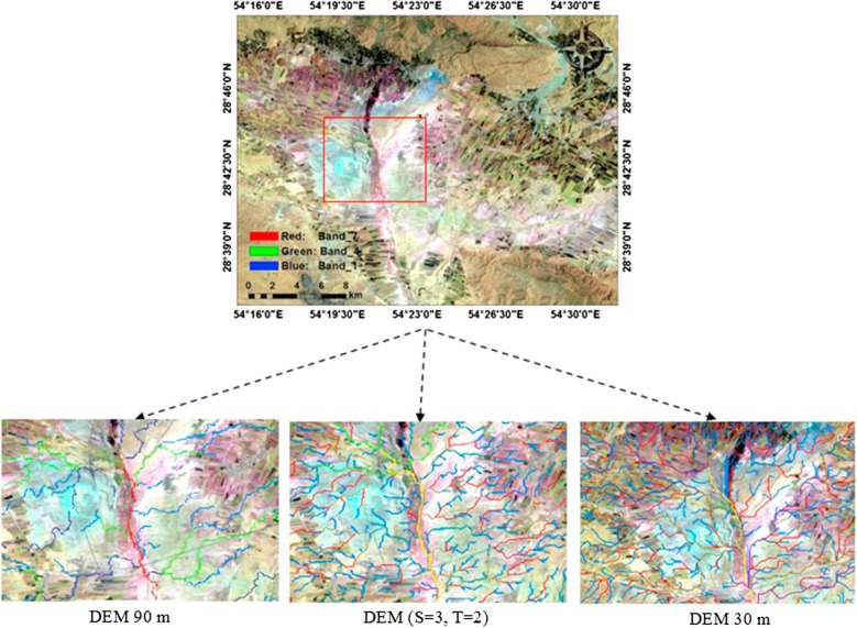 Morphometric Analysis Of Stream As One Of Resources For - Dem download