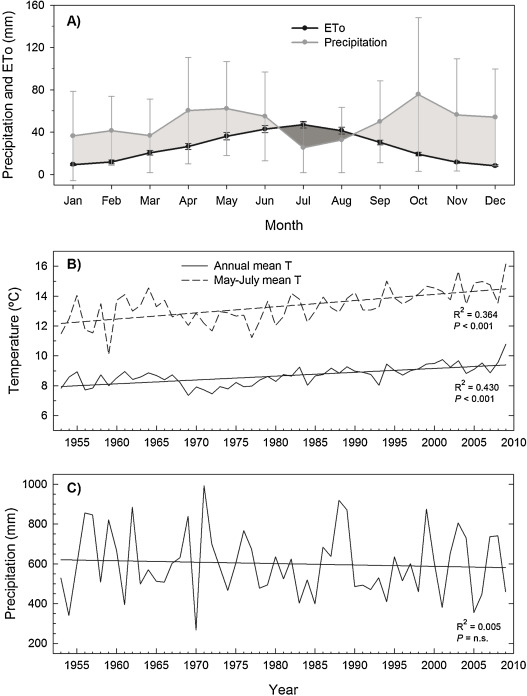 Phenological shifts in climatic response of secondary growth allow