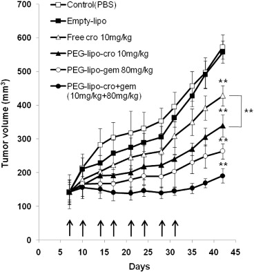 In Vivo Antitumor Effect Of Cromolyn In Pegylated Liposomes For