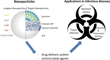 Current applications of nanoparticles in infectious diseases