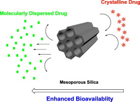 Mesoporous silica materials: From physico-chemical