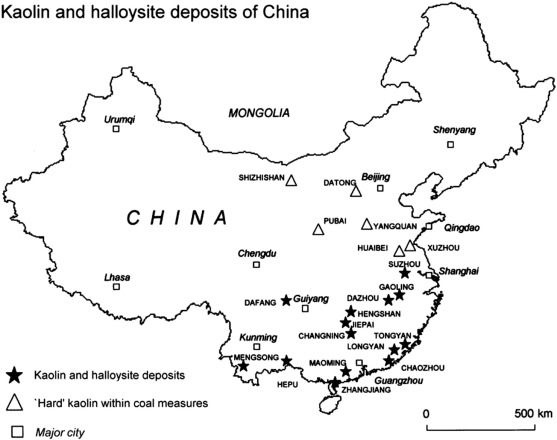 Geopolymer From Kaolin In China An Overview