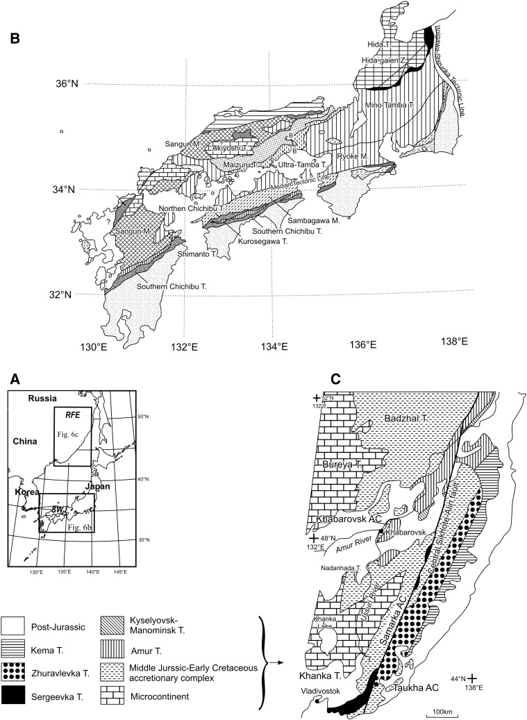 Intraplate magmatism and oceanic plate stratigraphy of the paleo download full size image pooptronica Choice Image