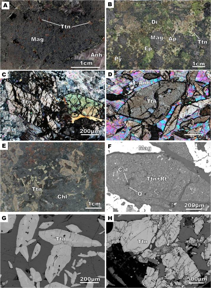 Romania - Zone Metalogenetice