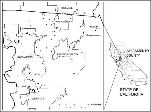 Long-term monitoring of Sacramento Shade program trees: Tree