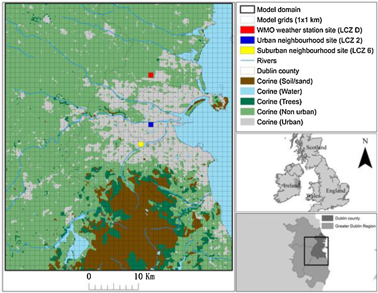 Simulating the impact of urban development pathways on the local download full size image publicscrutiny Choice Image