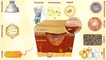 Nanomedicine and advanced technologies for burns: Preventing