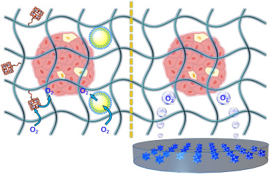 Nanotechnology in cell replacement therapies for type 1