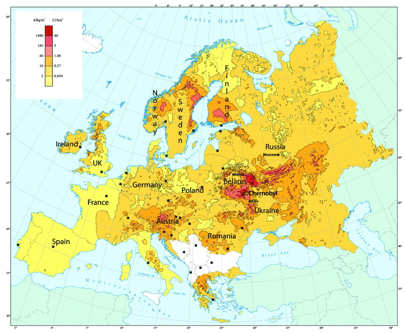 Biological consequences of Chernobyl: 20 years on - ScienceDirect