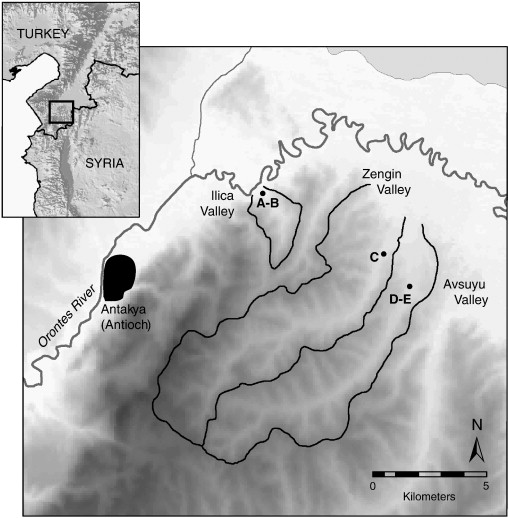 Mediterranean Valleys Revisited Linking Soil Erosion Land Use And