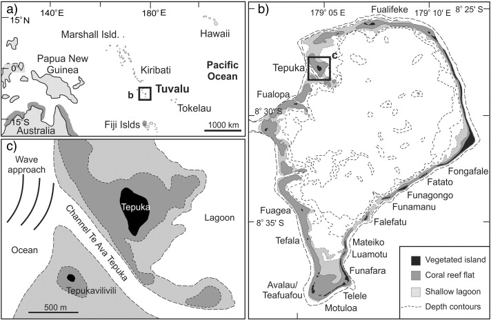 The geomorphology development and temporal dynamics of Tepuka