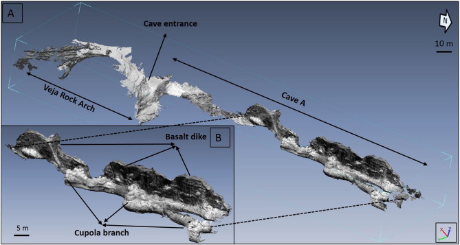 High-resolution 3-D mapping using terrestrial laser scanning