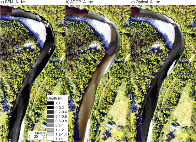 Comparison of remote sensing based approaches for mapping