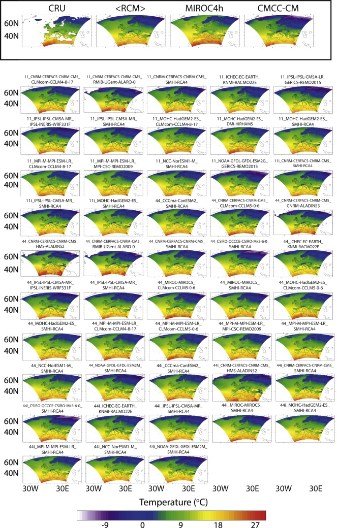 Regional Climate Models 30 Years Of Dynamical Downscaling