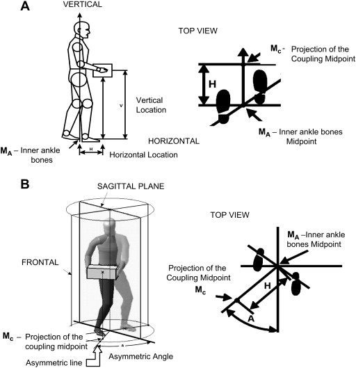 Proposed procedures for measuring the lifting task variables
