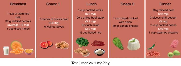 diet plan for aplastic anemia