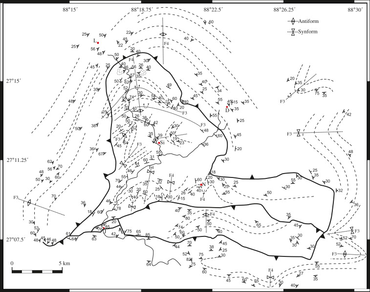 orogen transverse tectonic window in the eastern himalayan fold belt 1956 Continental Mark II 1920X1080 download full size image