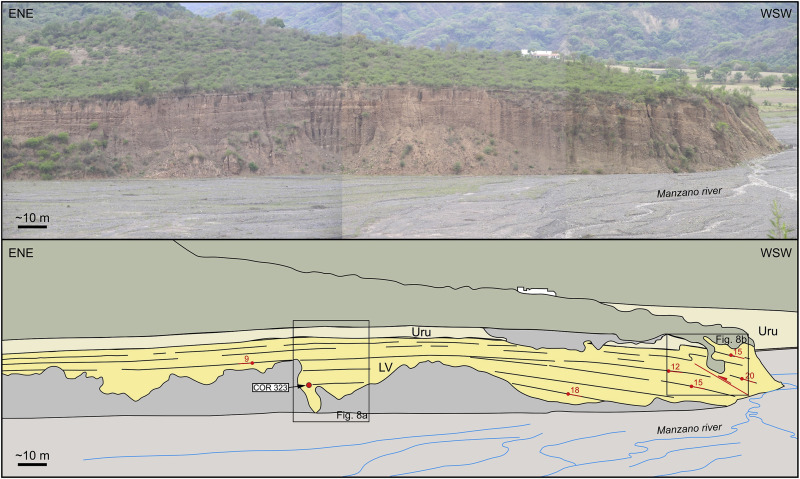 Late Quaternary tectonics controlled by fault reactivation