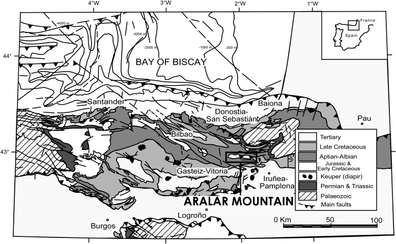the early aptian of aralar northern spain stratigraphy french and indian war coloring pages