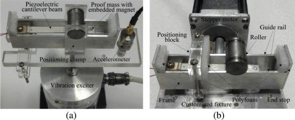 What piezo vibrator engine share your