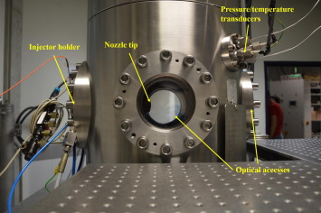 Study of new prototype pintle injectors for diesel engine